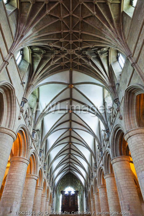 England, Gloucestershire, Gloucester, Gloucester Cathedral