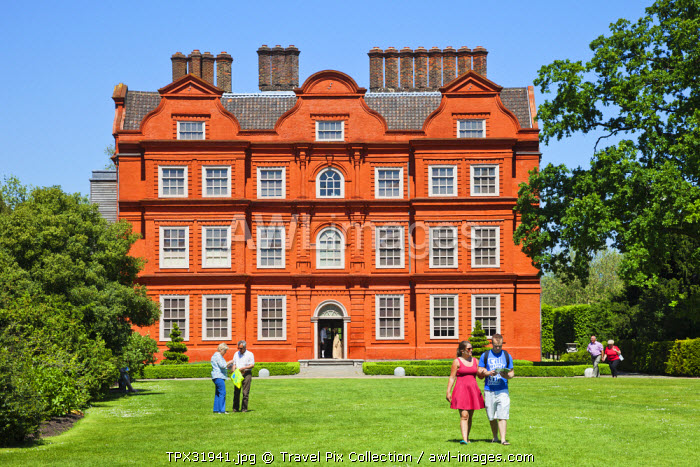 England, London, Richmond, Kew Palace