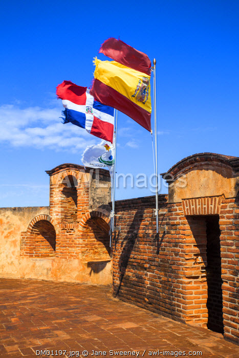 Dominican Republic, Puerto Plata, Fort San Felipe