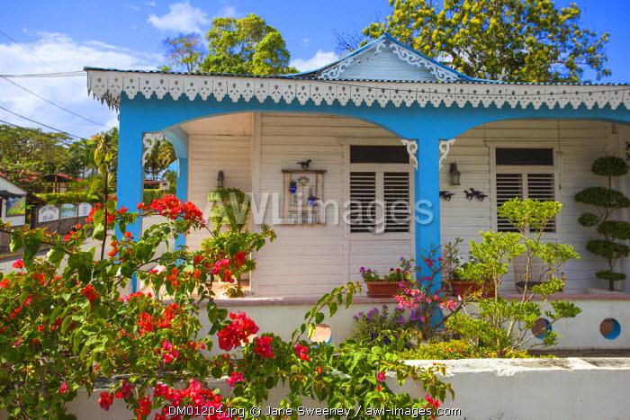 Dominican Republic, Rio San Juan, House