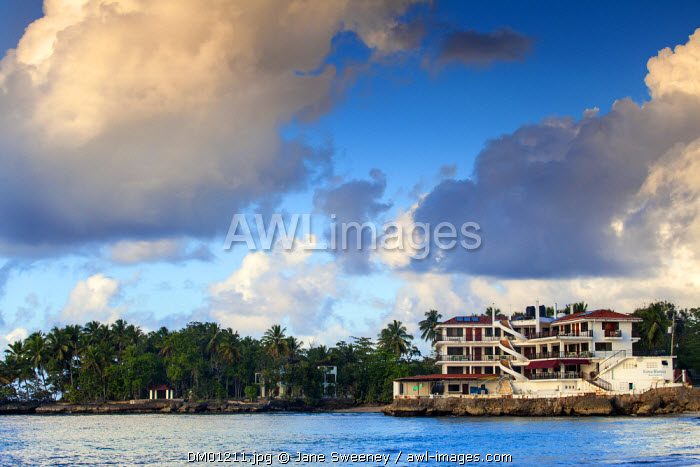 Dominican Republic, Rio San Juan, Bahia Blanca Hotel