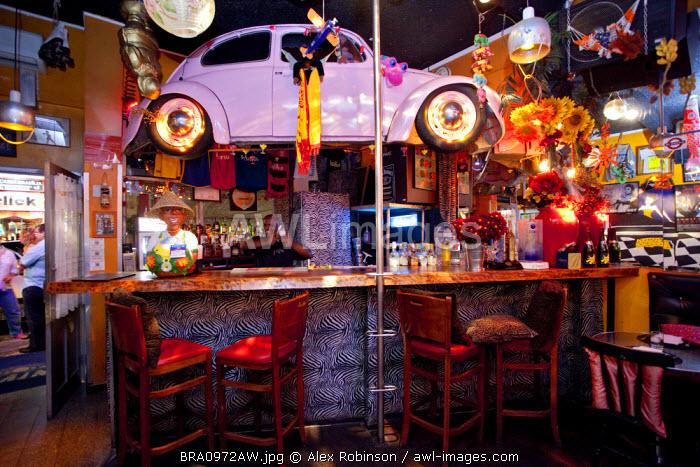 Brazil, Brasilia, Universal Diner Restaurant run by Mara Alcamim, Property Released