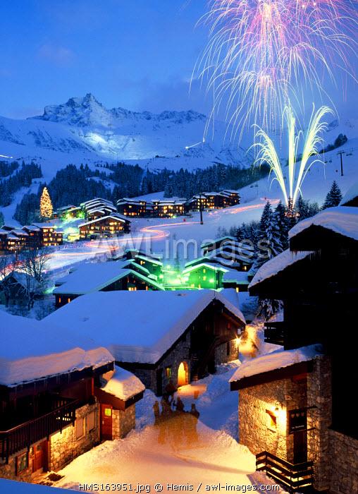 France, Savoie, Valmorel