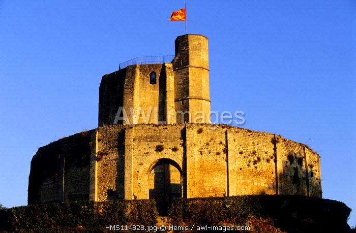 France, Eure, Gisors, Castle