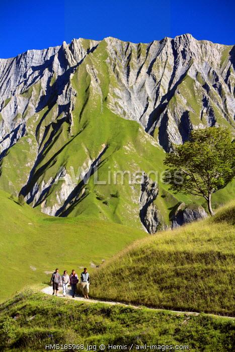 France, Savoie, La Vanoise Massif, Vallee des Encombres