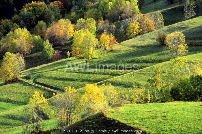 France, Savoie, les Avanchers Valmorel