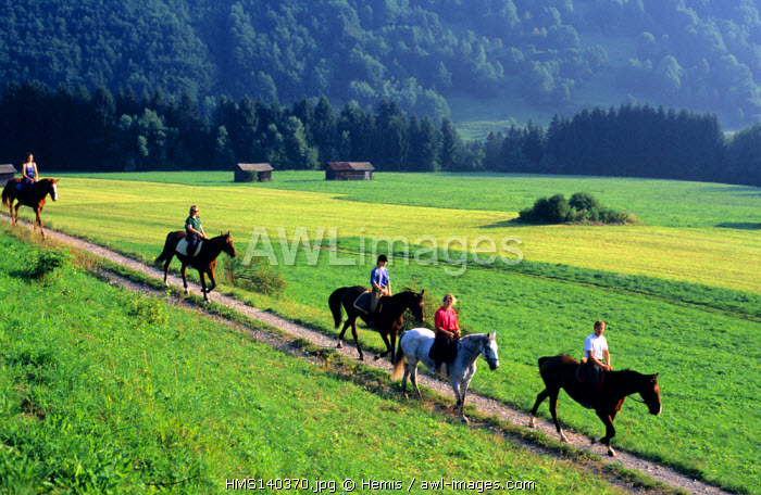 France, Haute Savoie, Morzine