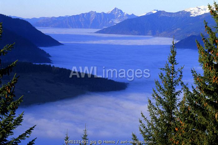 France, Savoie, High Tarentaise Valley