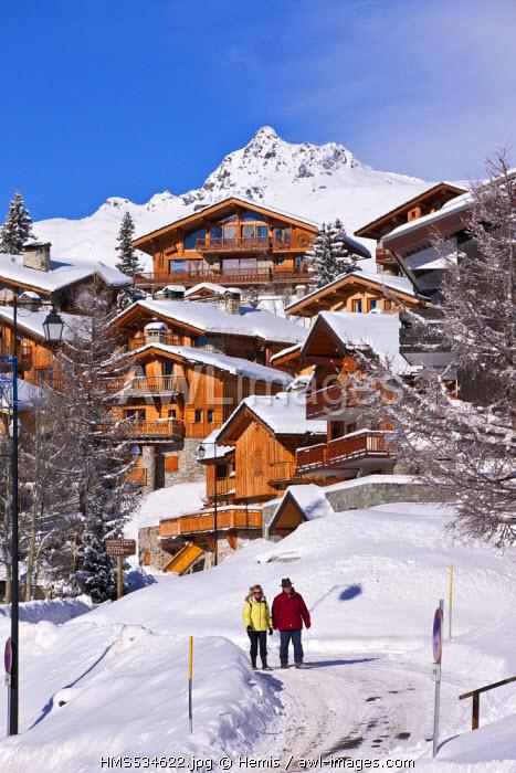 France, Savoie, La Rosi�re, Haute Tarentaise