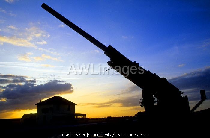 France, Manche, Cotentin, Sainte Marie du Mont, Utah Beach where the main US army landing took place in 1944