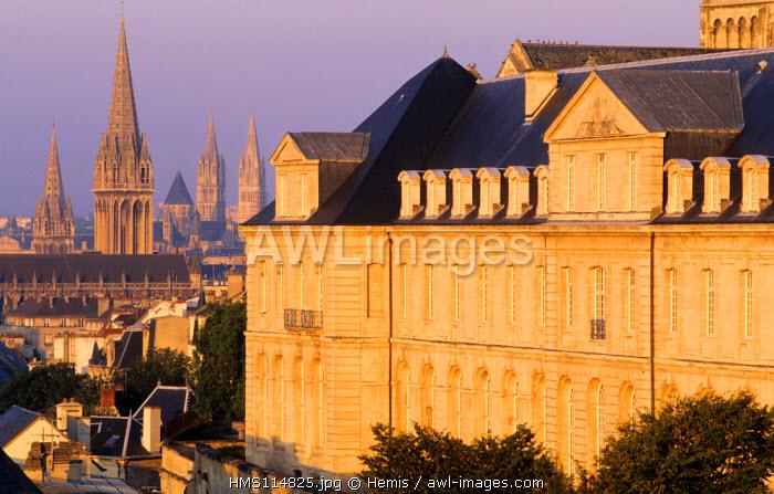 France, Calvados, Caen, Abbaye aux Dames