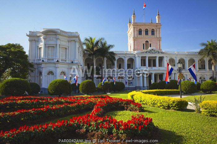 Palacio de Gobierno (Government Palace), Asuncion, Paraguay