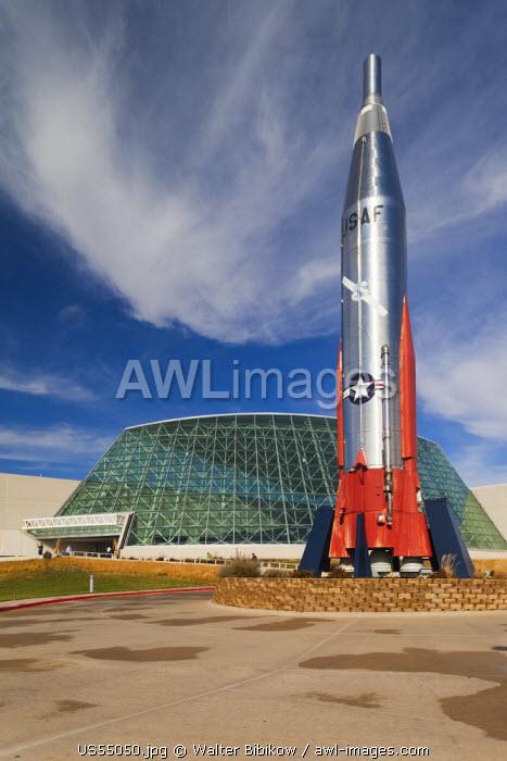 USA, Nebraska, Ashland, Strategic Air & Space Museum