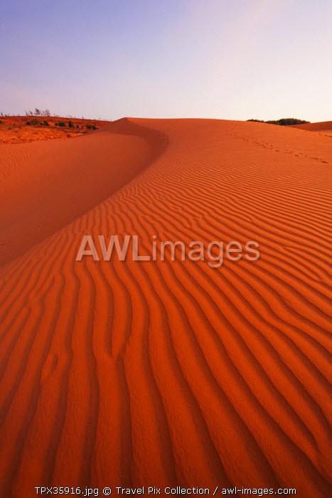 Vietnam, Mui Ne, Sand Dunes