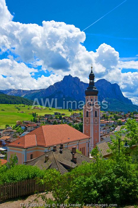 Kastelruth, Castelrotto, Seiser Alm, Trentino, South Tyrol, Italy