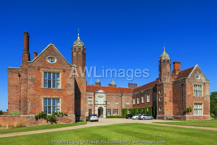 England, East Anglia, Suffolk, Long Melford, Melford Hall