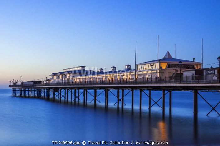 England, Devon, Paignton, Paignton Pier