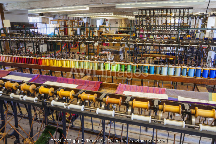 awl-images.com - England / England, Hampshire, Whitchurch, Whitchurch Silk Mill