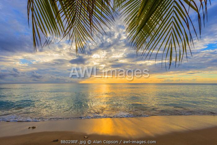 Caribbean, Barbados, Mullins Beach