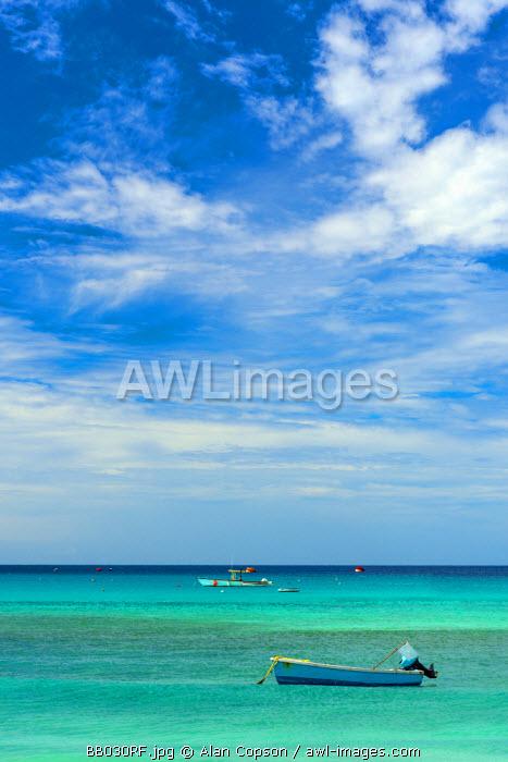 Caribbean, Barbados, Oistins, Oistins Beach