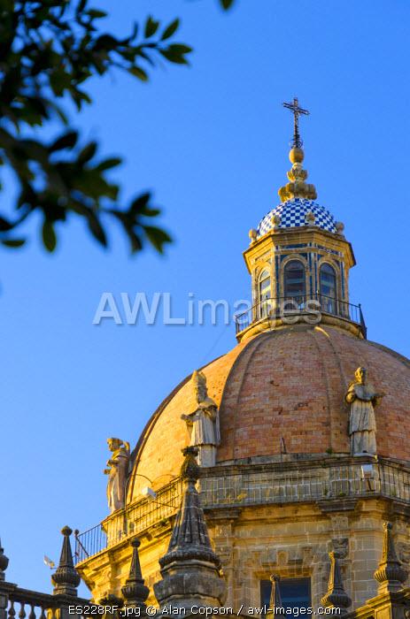 Spain, Andalucia, Cadiz Province, Jerez de la Frontera, Cathedral of San Salvador, Catedral de San Salvador