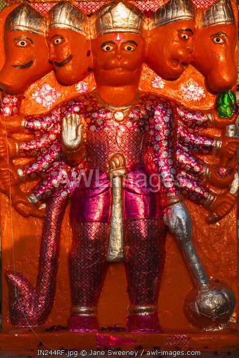 India, Rajasthan., Pushkar, Hindu image