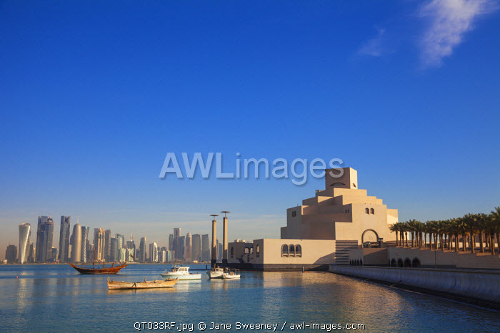 Qatar, Doha, Museum of Islamic Art