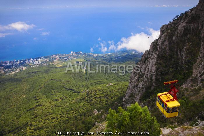 Ukraine, Crimea, Al Petri Mountain