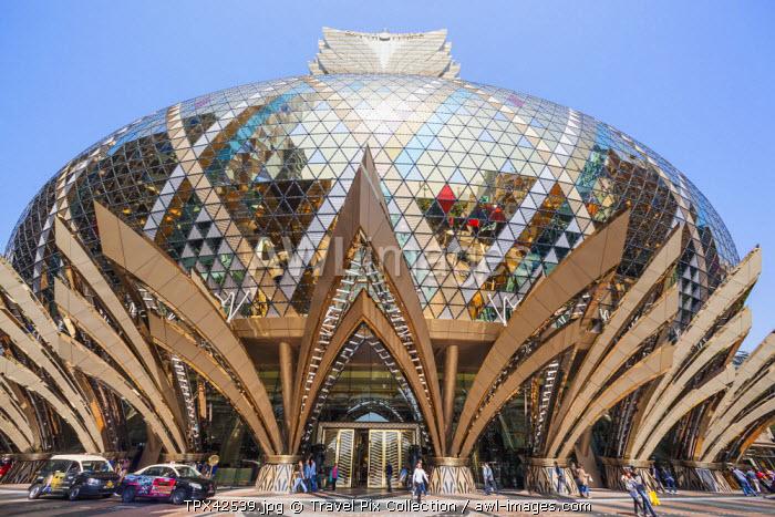 China, Macau, Hotel Grand Lisboa
