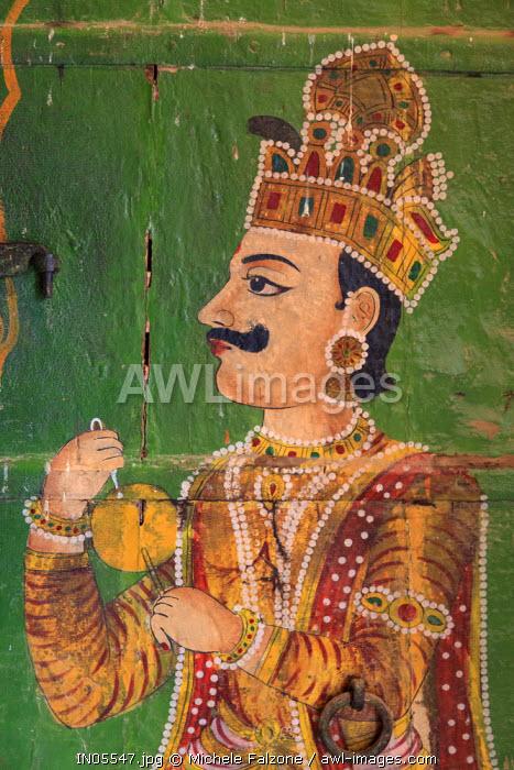 India, Rajasthan, Bikaner, Bhandasar Jain Temple