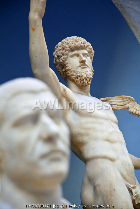 Italy, Lazio, Rome, Vatican, listed as World Heritage by UNESCO, the Vatican museum
