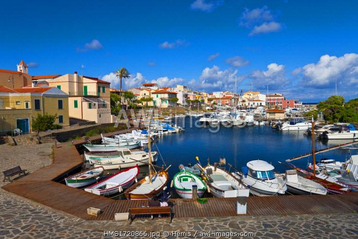 Italy, Sardinia, Province of Sassari, Stintino