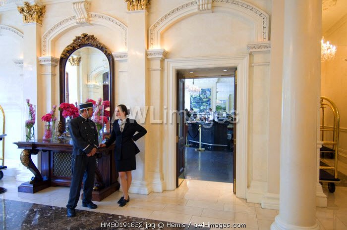 awl-images.com - Ireland / Republic of Ireland, County Dublin, Dublin, the Shelbourne Hotel