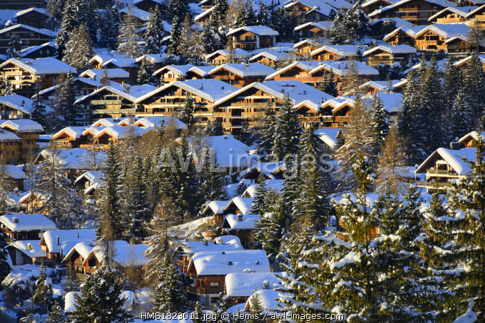 awl-images.com - Switzerland / Switzerland, canton of Valais, Verbier