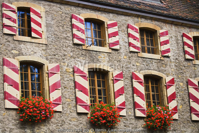 Switzerland, Jura, Neuchatel, Neuchatel Castle