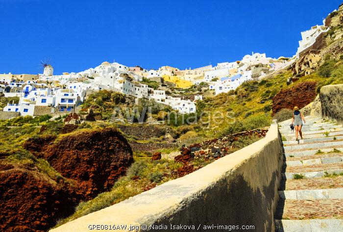 Oia, Santorini (Thira), Greece