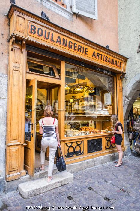 Boulangerie, Annecy, Lake Annecy, Haute-Savoie, Rhone-Alpes, France