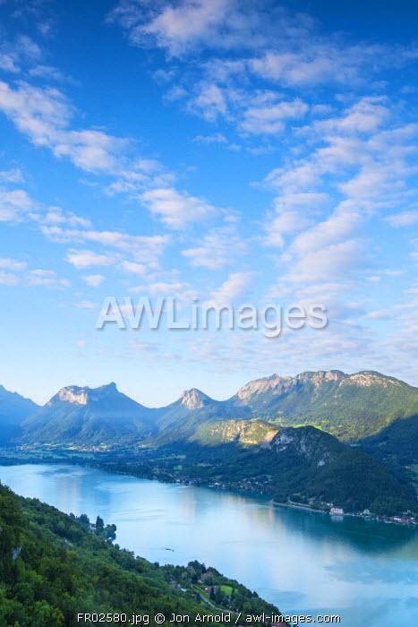 Talloires, Lake Annecy, Haute-Savoie, Rhone-Alpes, France