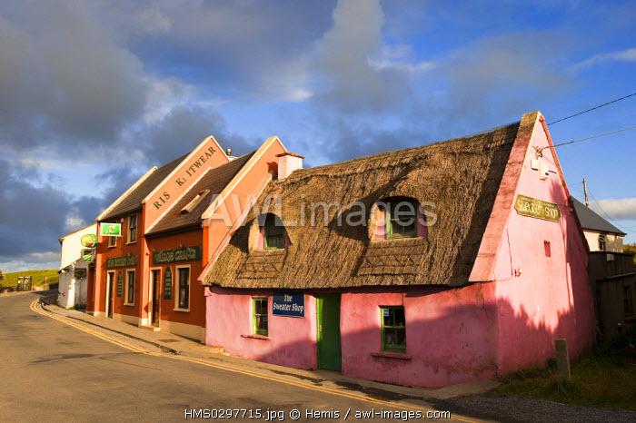 Republic of Ireland, Clare County, Doolin