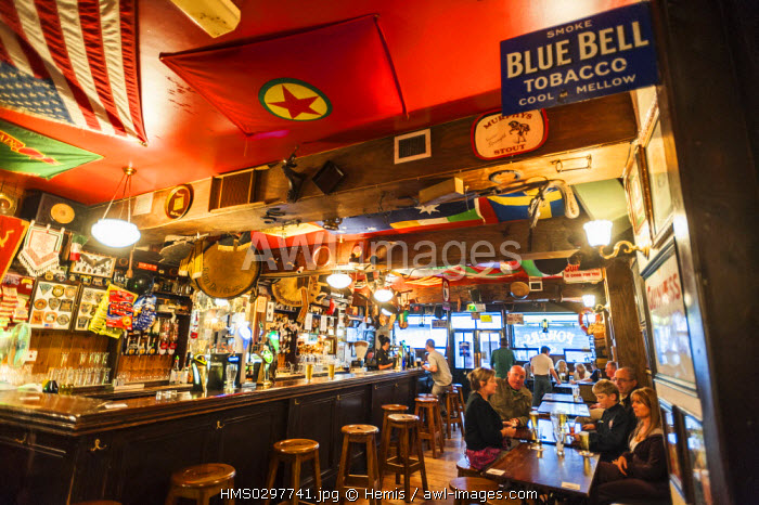 United Kingdom, Northern Ireland (Ulster), Derry county, Derry or Londonderry, Peadar O'Donnell's pub