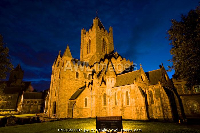 Republic of Ireland, Dublin, Christchurch Cathedral
