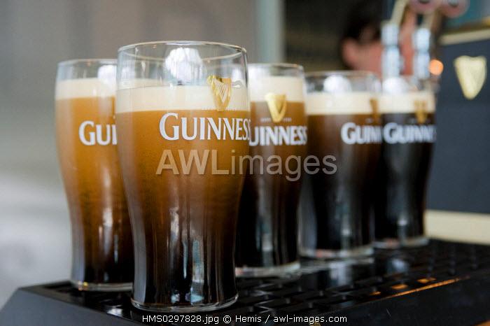 Republic of Ireland, Dublin, Guinness Storehouse