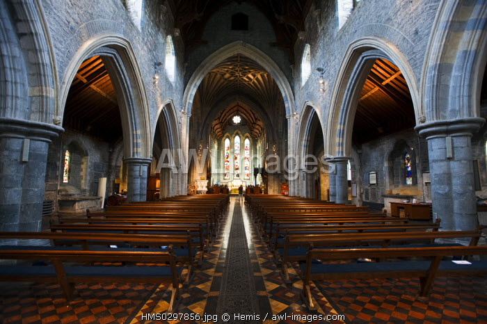 Republic of Ireland, Kilkenny County, South Coast, Kilkenny, Saint Canice Cathedral
