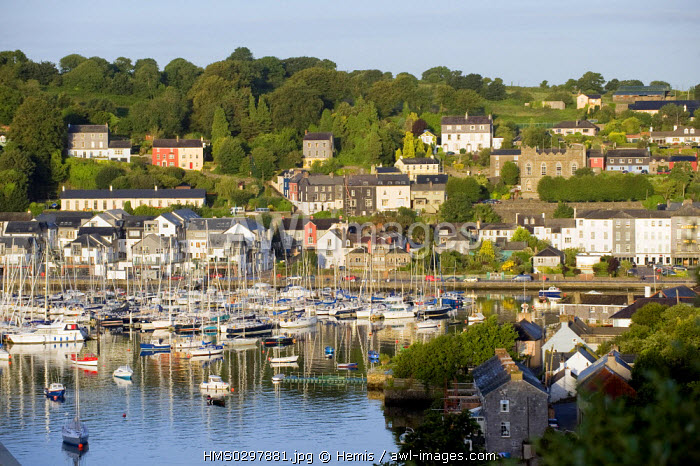 Republic of Ireland, Cork County, South West Coast, Kinsale