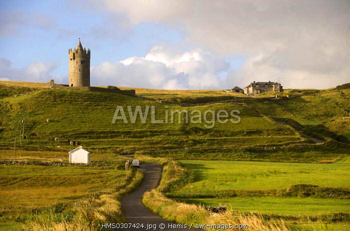 Republic of Ireland, Clare County, near Doolin