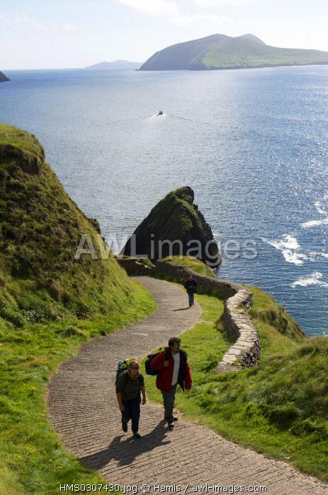 Republic of Ireland, Kerry County, Dingle Peninsula