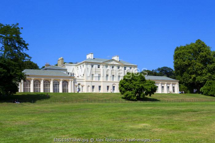 Europe, United Kingdom, England, London, Hampstead Heath, Kenwood House