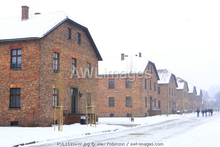 Europe, Eastern Europe, Poland, Auschwitz-Birkenau (German Nazi Concentration and Extermination Camp) Memorial and State Museum