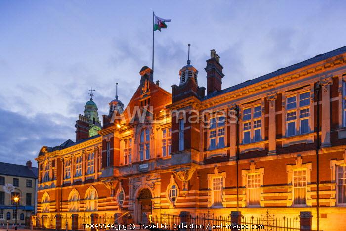 Wales, Glamorgan, Swansea, Swansea Docks, Morgans Hotel
