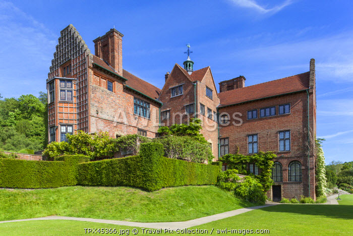 England, Kent, Westerham, Chartwell House, Winston Churchill's Home